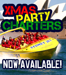 Xmas Party Charters - Book Now