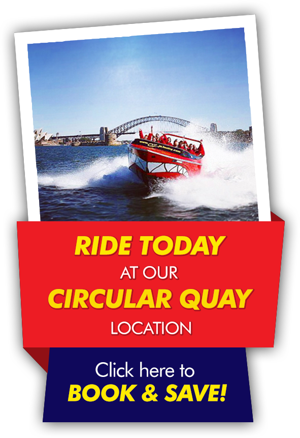 Ride today at Circular Quay Pop up